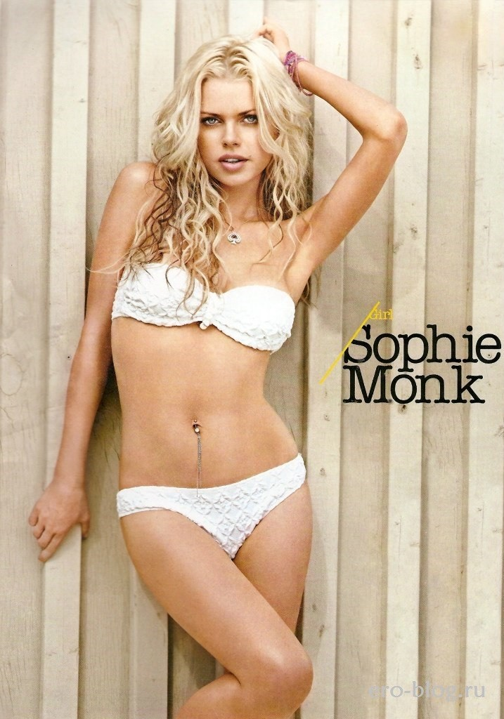 Голая обнаженная Sophie Monk   Софи Монк интимные фото звезды