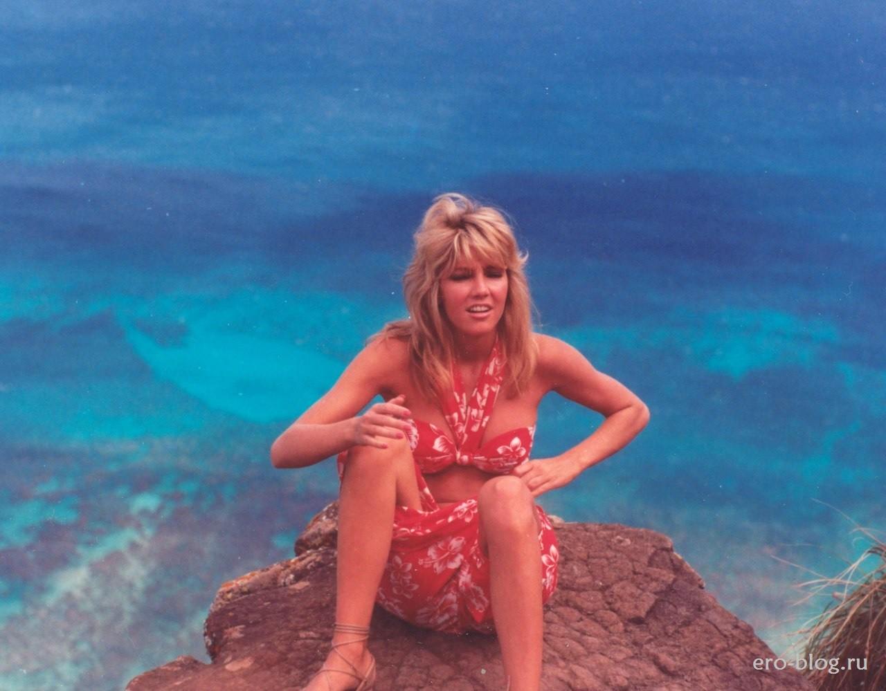 Голая обнаженная Heather Locklear | Хизер Локлир интимные фото звезды