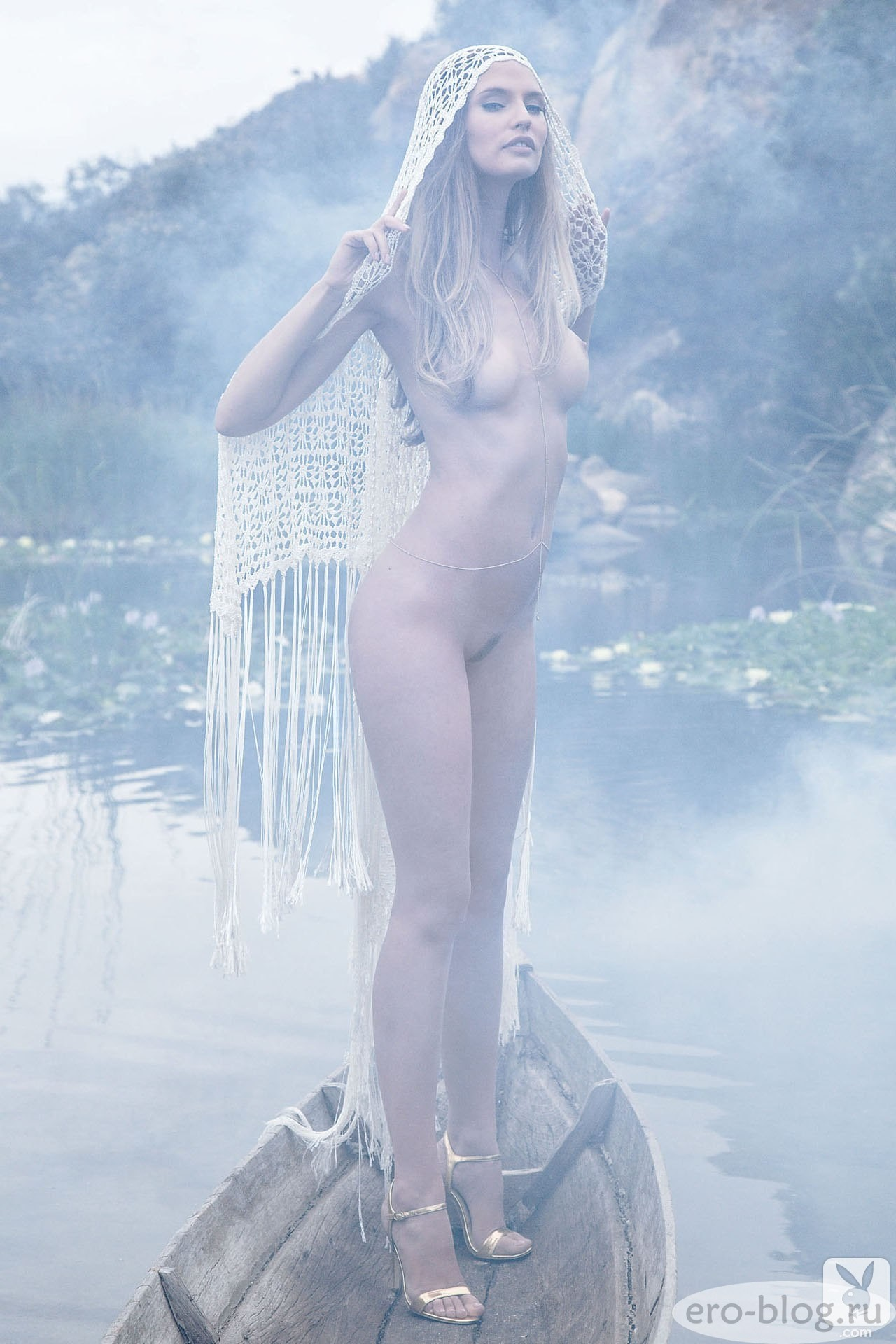 Голая обнаженная Bianca Balti | Бьянка Балти интимные фото звезды
