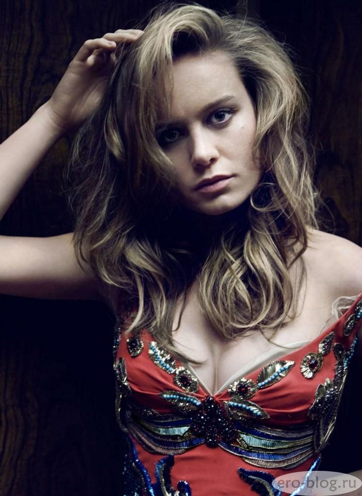 Голая Brie Larson фото | Обнаженная Бри Ларсон