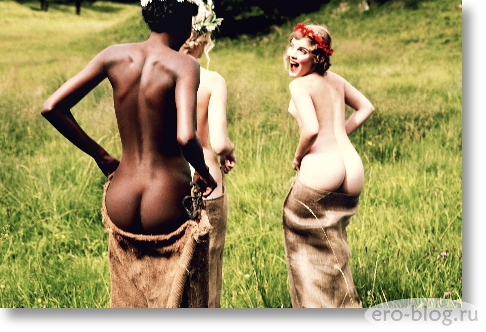 Голая обнаженная Dioni Tabbers | Диони Табберс интимные фото звезды