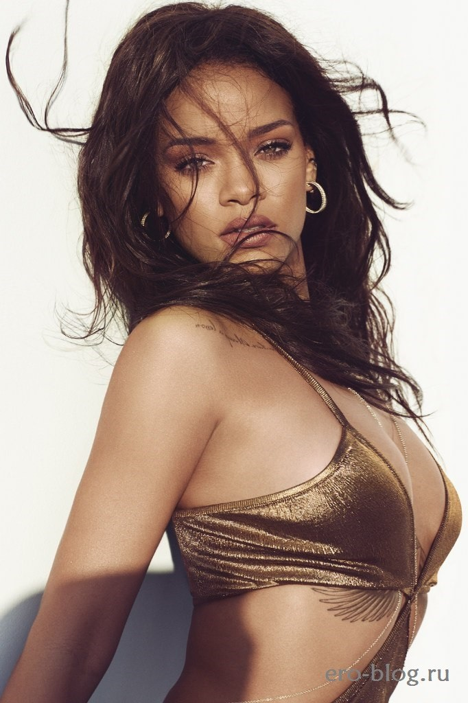 Голая Rihanna фото | Обнаженная Рианна