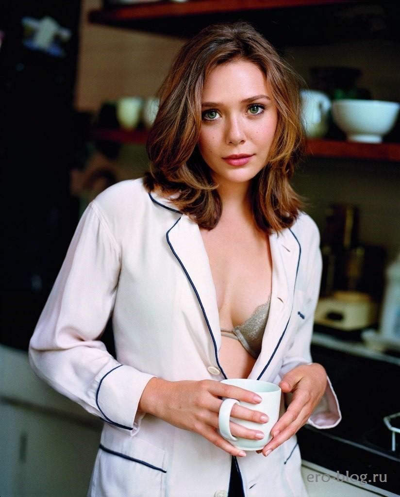 Главная Elizabeth Olsen фото | Обнаженная Элизабет Олсен
