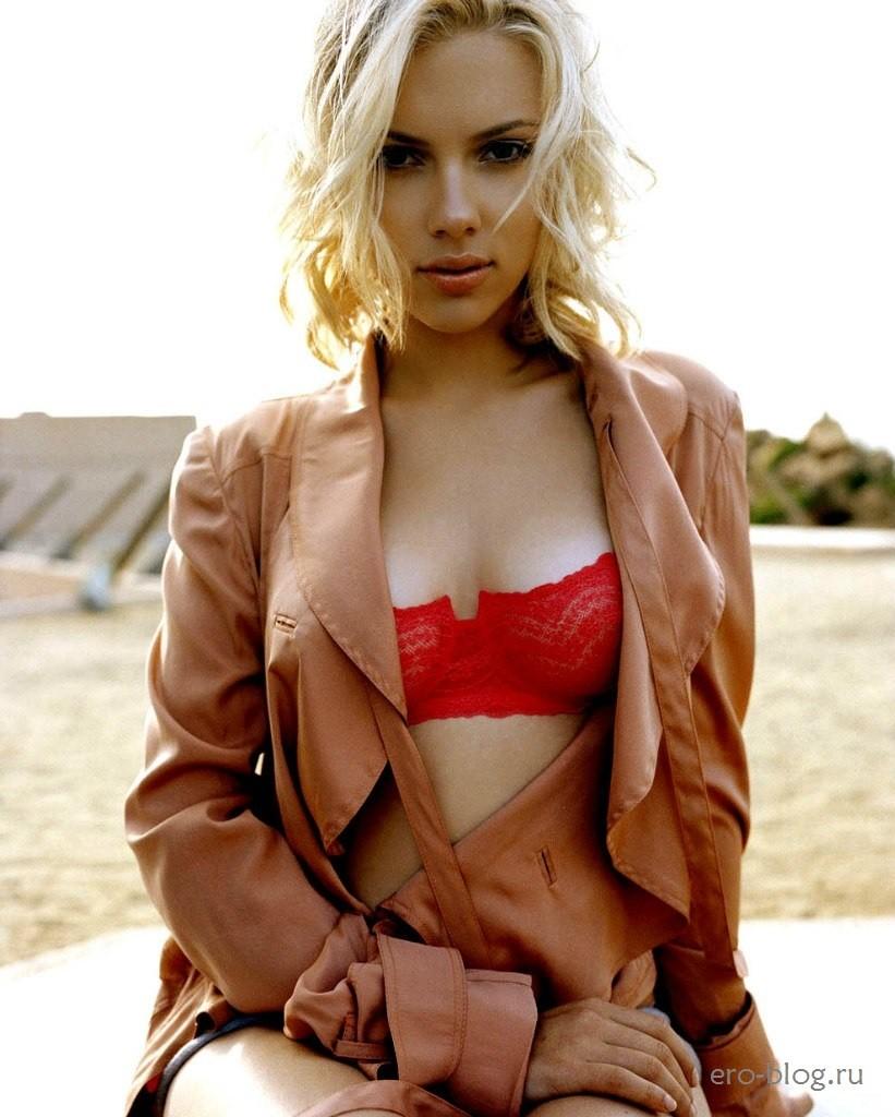 Голая Scarlett Johansson фото | Обнаженная Скарлетт Йоханссон