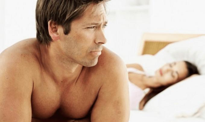 Снижение и отсутствие либидо у мужчин