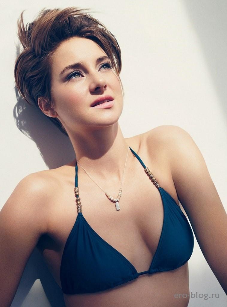 Голая Shailene Woodley фото | Обнаженная Шейлин Вудли