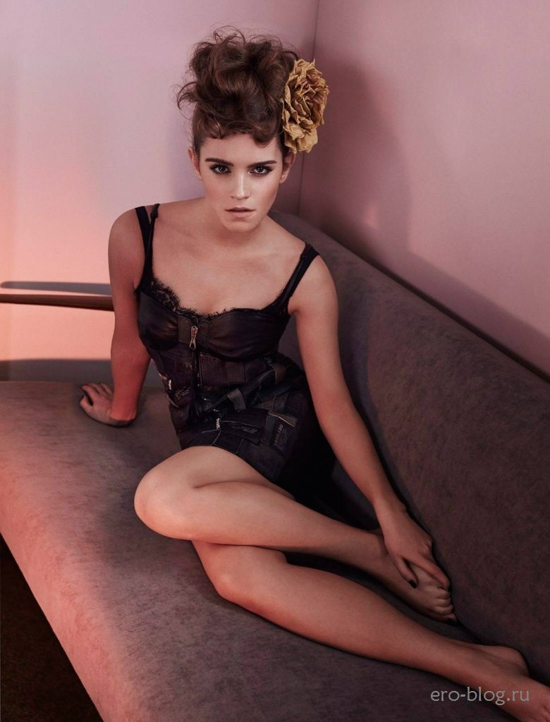 Голая Emma Watson фото | Обнаженная Эмма Уотсон