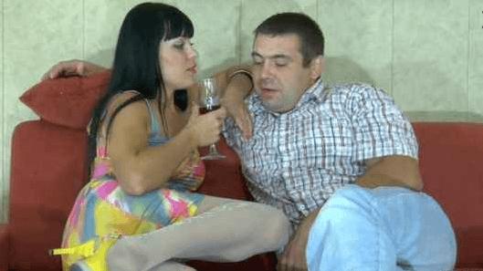 Контакт с женой - Эротический рассказ