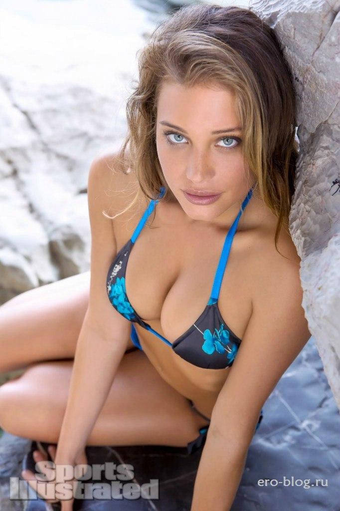 Голая обнаженная Hannah Davis | Ханна Дэвис интимные фото звезды