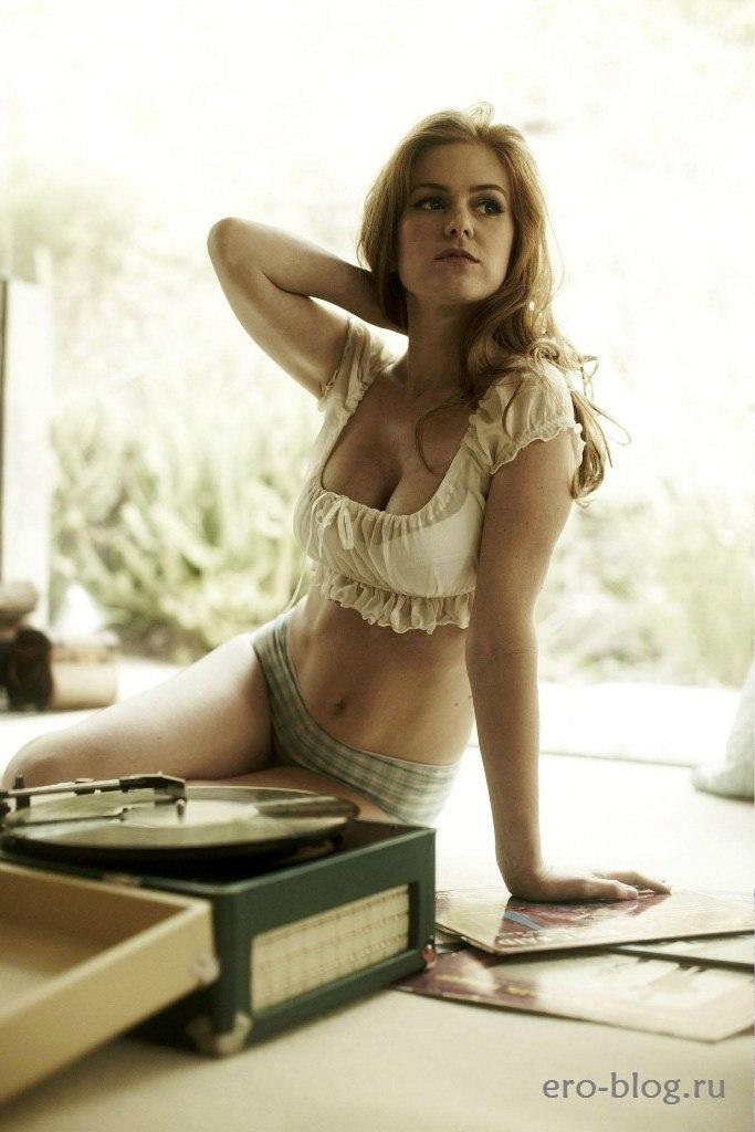 Голая обнаженная Isla Fisher | Айла Фишер интимные фото звезды