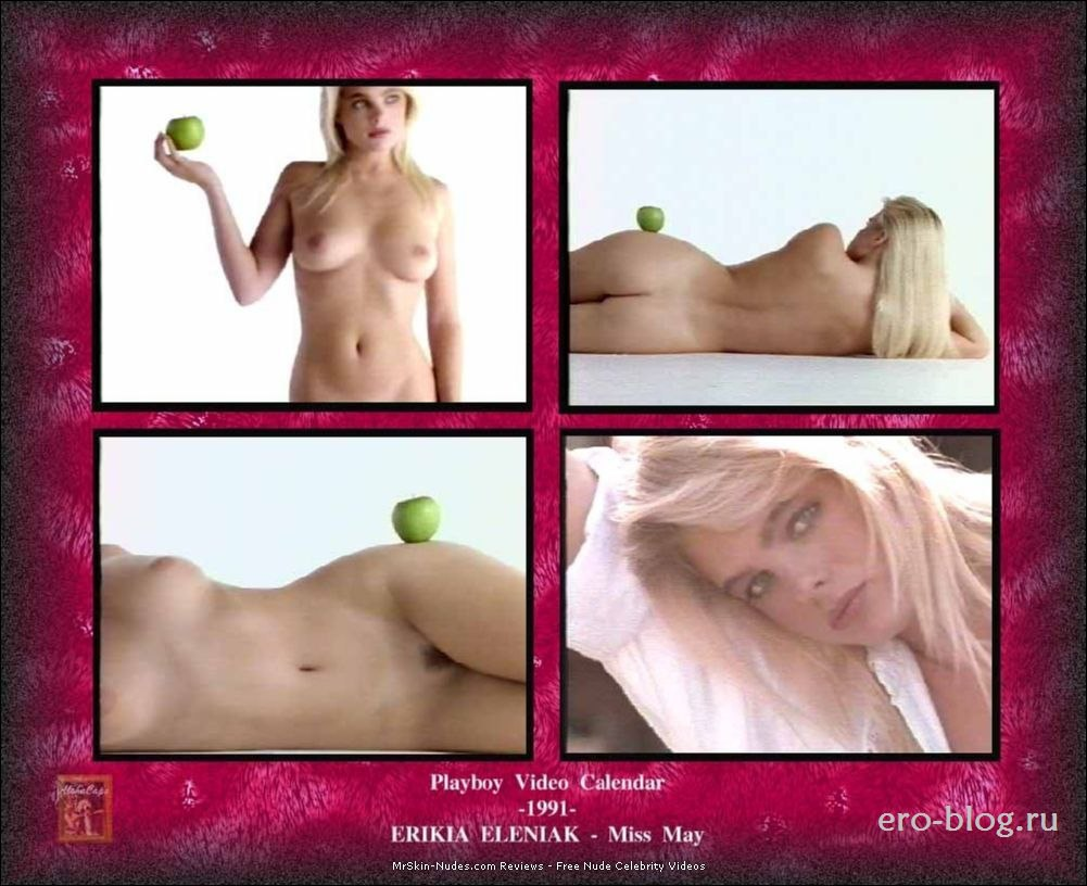 Голая обнаженная Erika Eleniak | Эрика Элениак интимные фото звезды