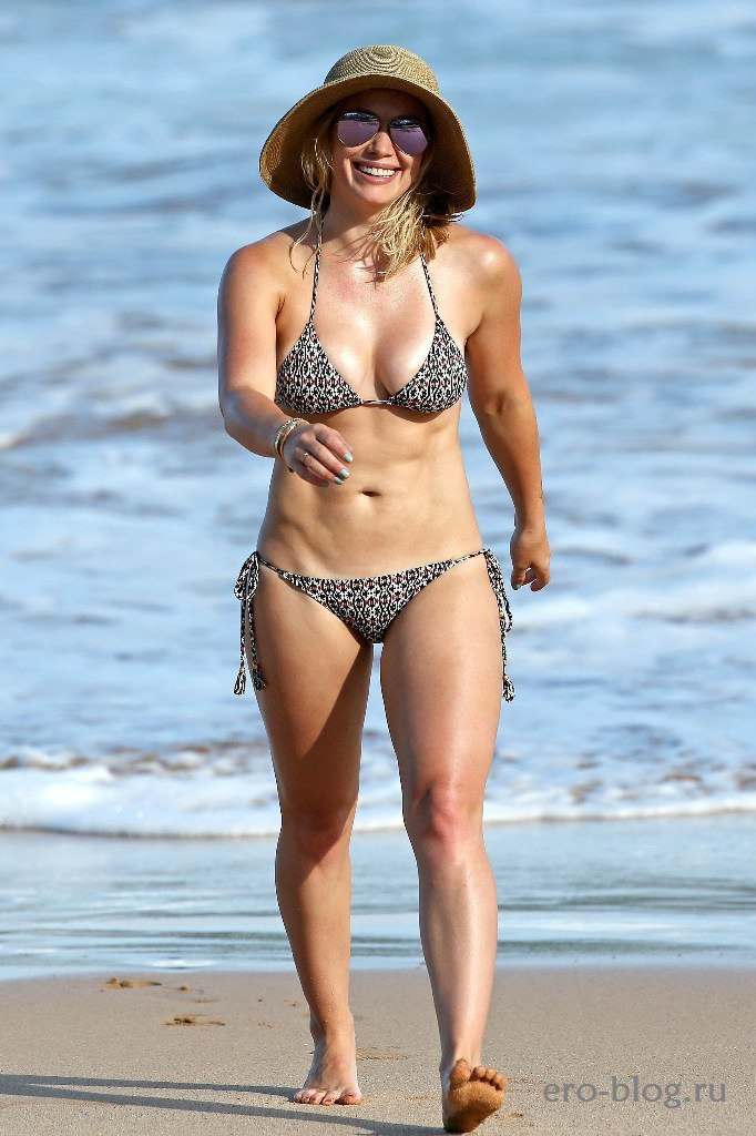 Голая обнаженная Hilary Duff | Хилари Дафф интимные фото звезды