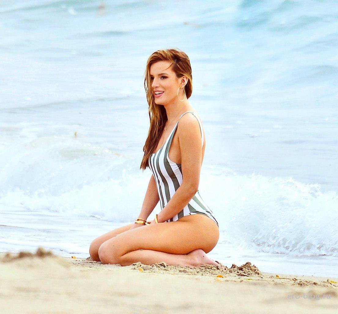 Голая обнаженная Bella Thorne | Белла Торн интимные фото звезды