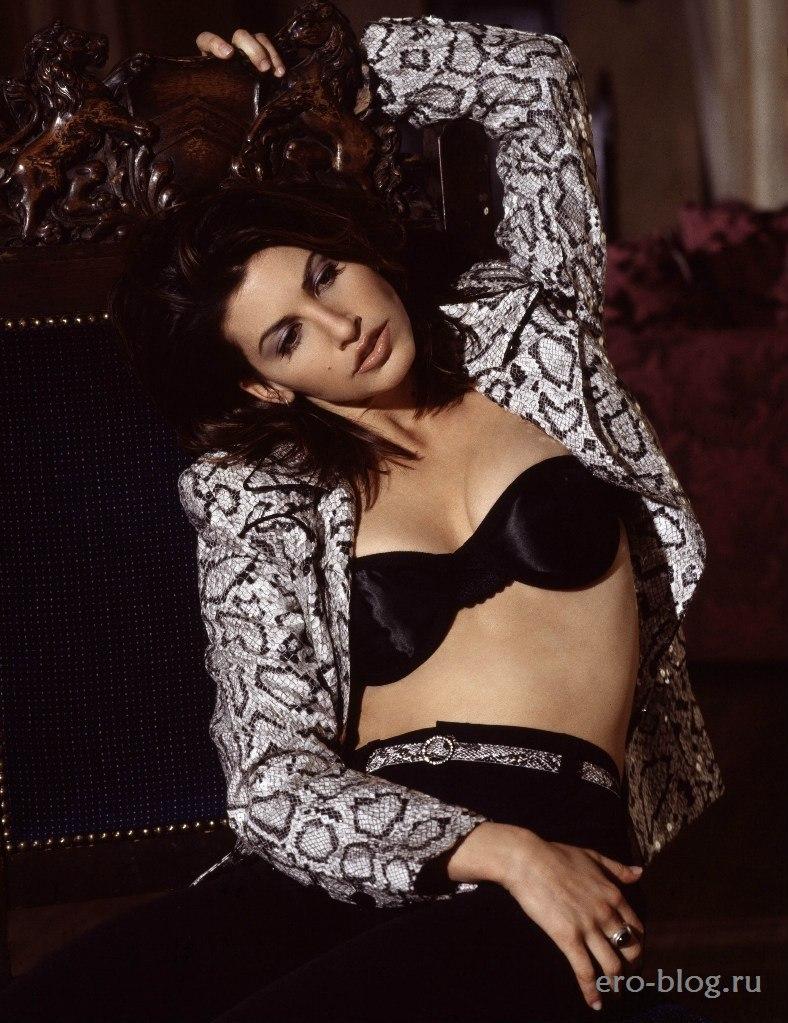 Голая обнаженная Gina Gershon | Джина Гершон интимные фото звезды