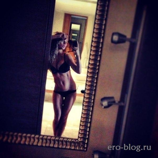 Голая обнаженная Анна Седокова интимные фото звезды