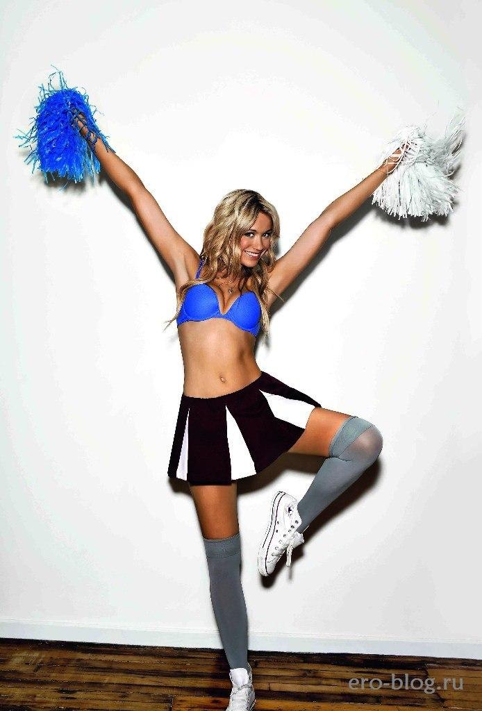 Голая обнаженная Katrina Bowden | Катрина Боуден интимные фото звезды