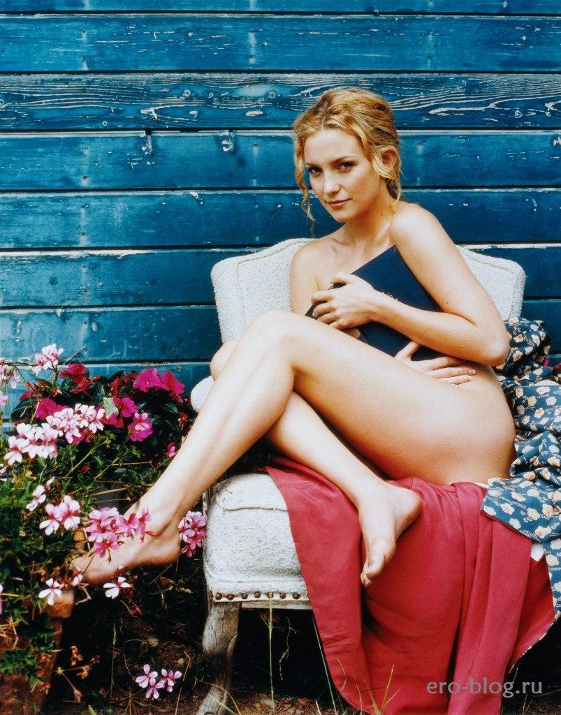 Голая обнаженная Kate Hudson | Кейт Хадсон интимные фото звезды