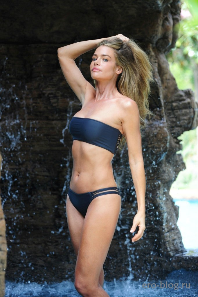 Голая обнаженная Denise Richards | Дениз Ричардс интимные фото звезды