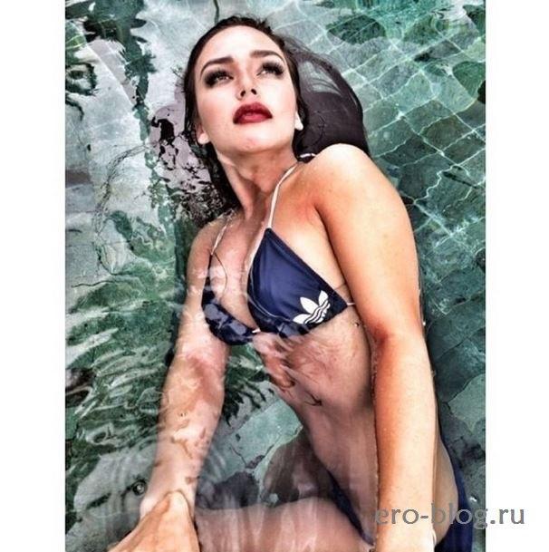 Голая обнаженная Ольга Серябкина интимные фото звезды