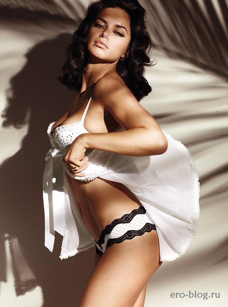 Голая обнаженная Adriana Lima | Адриана Лима интимные фото звезды