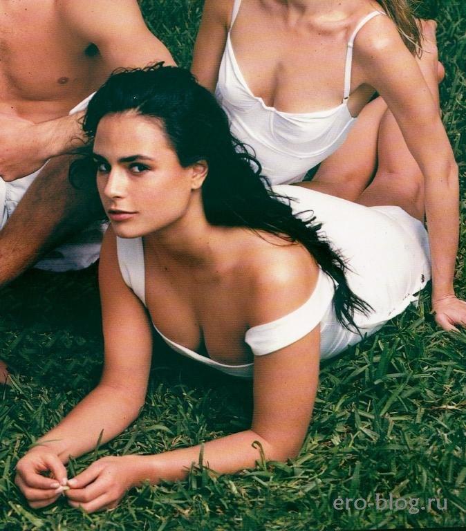Голая обнаженная Jordana Brewster | Джордана Брюстер интимные фото звезды