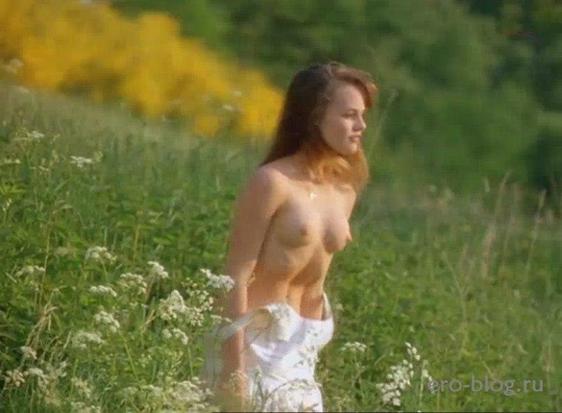 Голая обнаженная Ванесса Паради интимные фото звезды