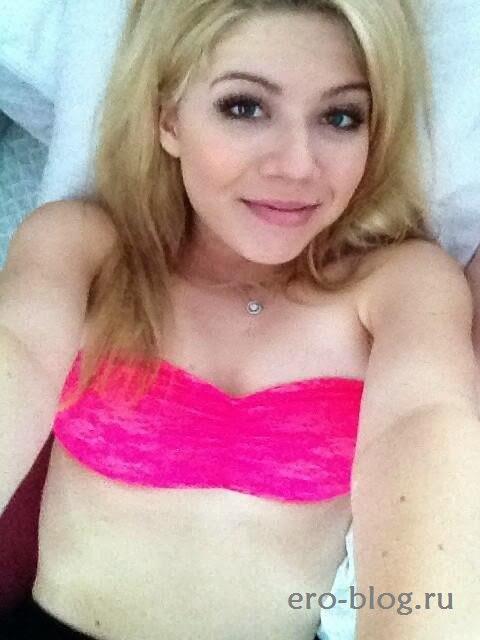 Голая обнаженная Jennette McCurdy | Дженнет Маккарди интимные фото звезды