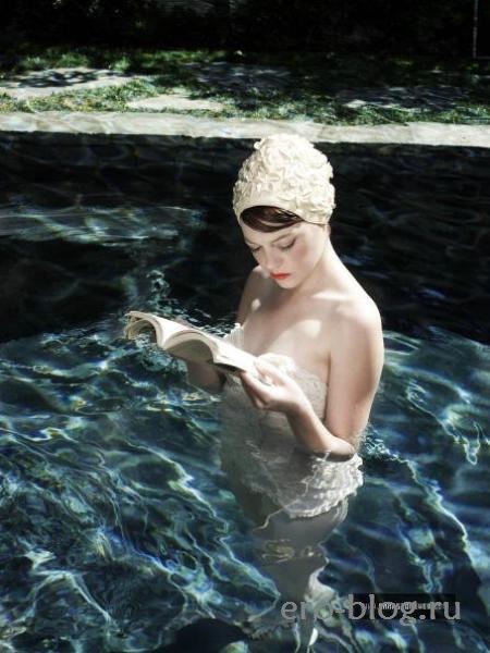 Голая обнаженная Эмма Стоун интимные фото звезды