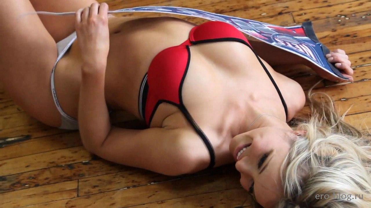 Голая обнаженная Катрина Боуден интимные фото звезды