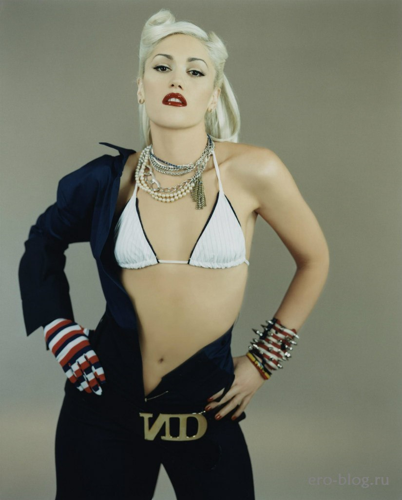 Голая обнаженная Gwen Stefani | Гвен Стефани интимные фото звезды