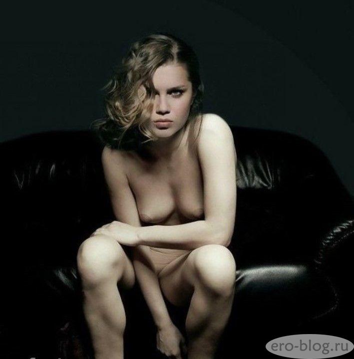 Голая обнаженная Дарья Мельникова интимные фото звезды