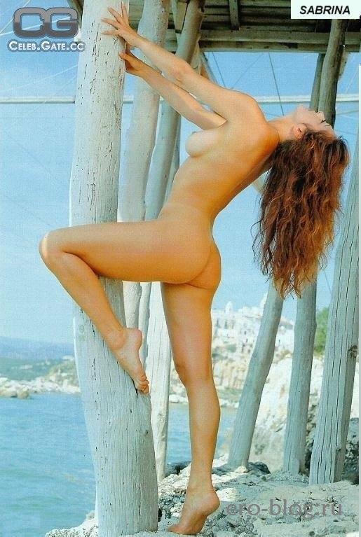 Голая обнаженная Sabrina Salerno | Сабрина Салерно интимные фото звезды