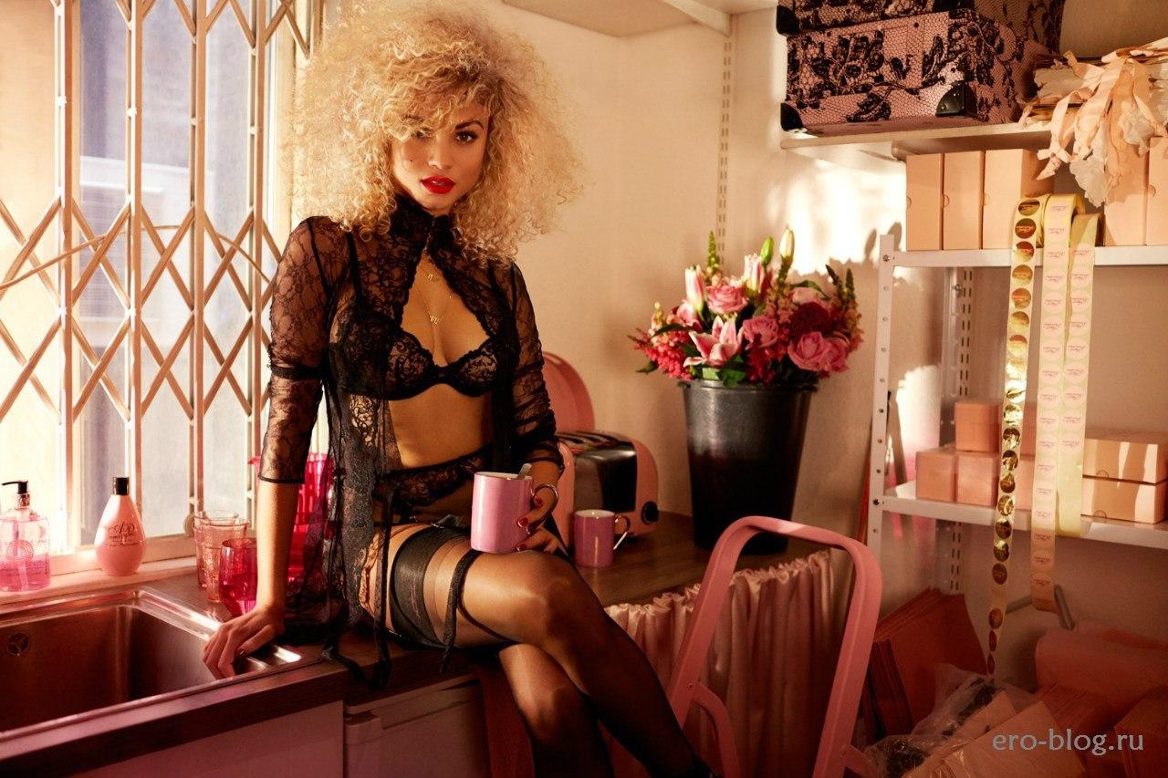 Голая обнаженная Rose Bertram | Роуз Бертрам интимные фото звезды