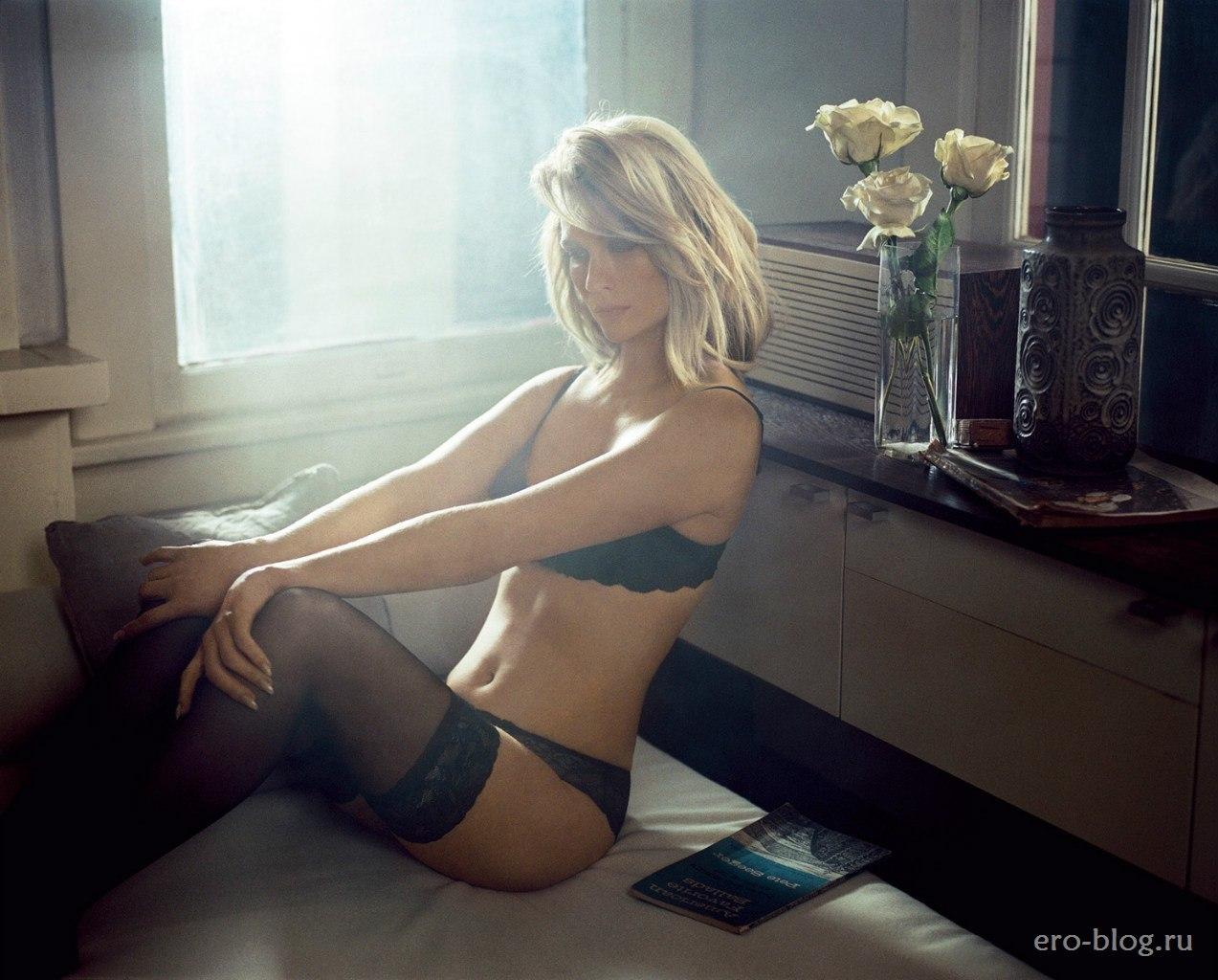 Голая обнаженная January Jones | Дженьюари Джонс интимные фото звезды