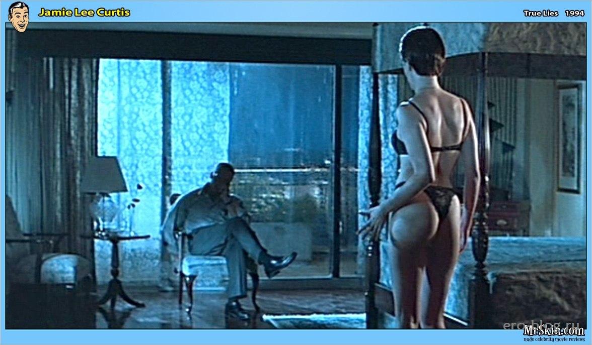 Голая обнаженная Джейми Ли Кёртис интимные фото звезды