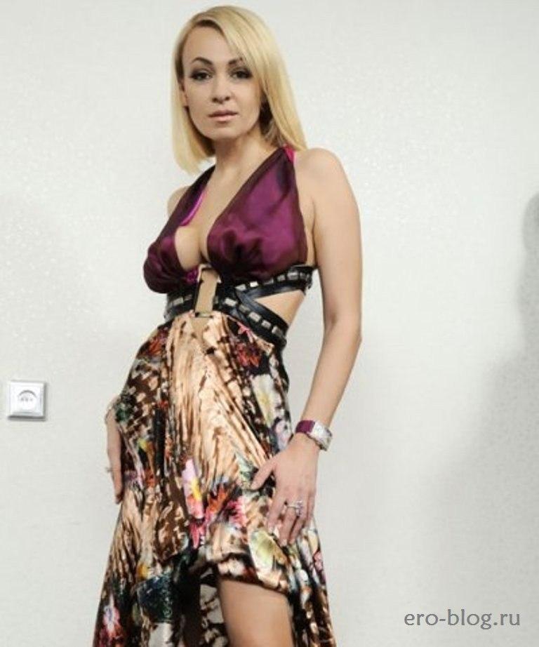 Голая обнаженная Яна Рудковская интимные фото звезды