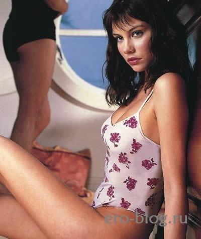 Голая обнаженная Лорен Коэн интимные фото звезды