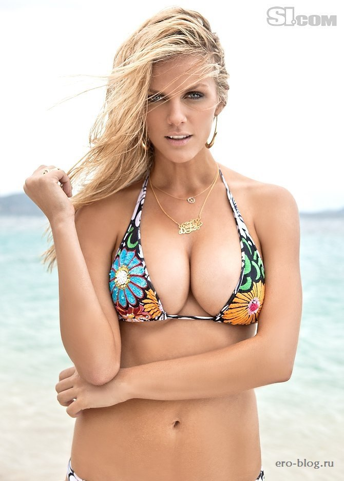 Голая обнаженная Brooklyn Decker | Бруклин Деккер интимные фото звезды