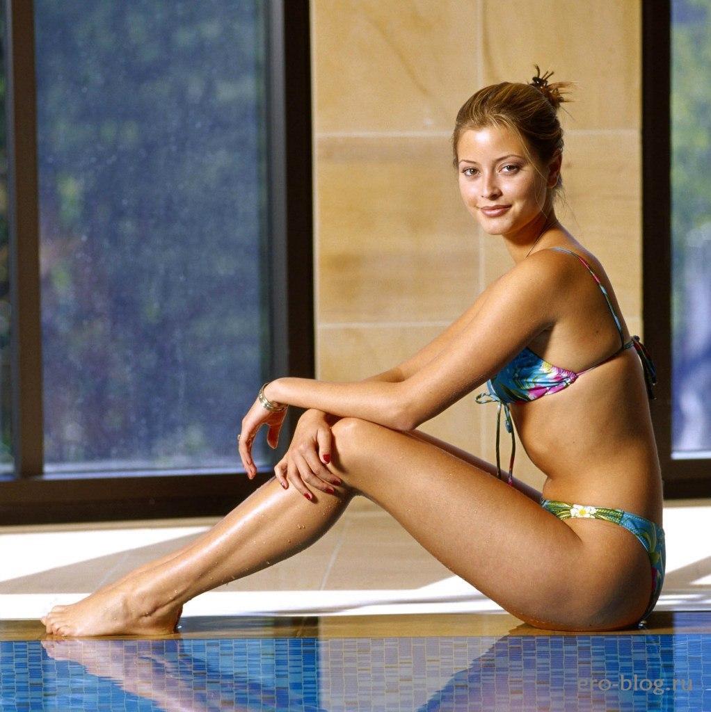 Голая обнаженная Holly Valance | Холли Вэлэнс интимные фото звезды
