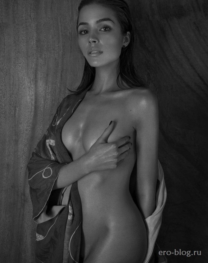 Голая обнаженная Оливия Калпо интимные фото звезды