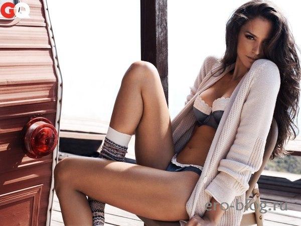 Голая обнаженная Генезис Родригес интимные фото звезды