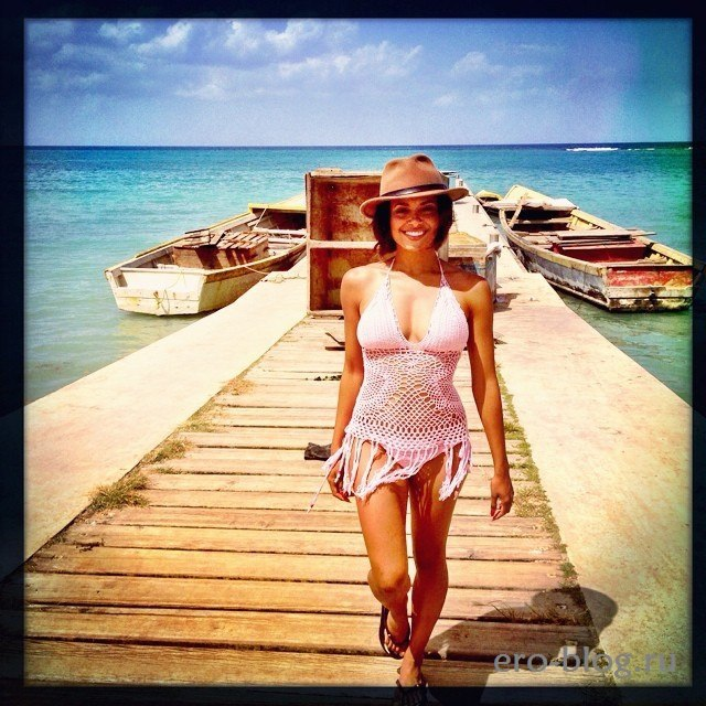 Голая обнаженная Kat Graham | Кэт Грэхэм интимные фото звезды