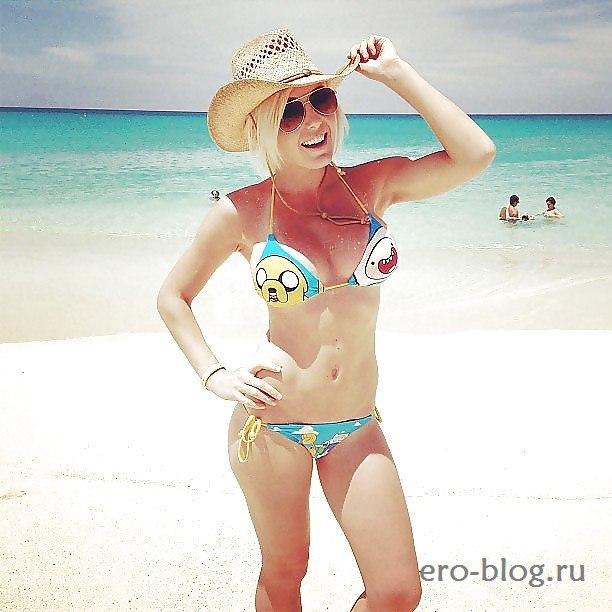 Голая обнаженная Jessica Nigri | Джессика Нигри интимные фото звезды