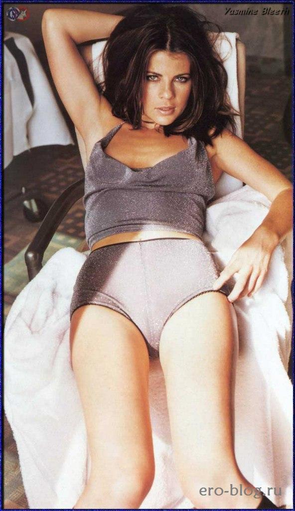 Голая обнаженная Yasmine Bleeth | Ясмин Блит интимные фото звезды