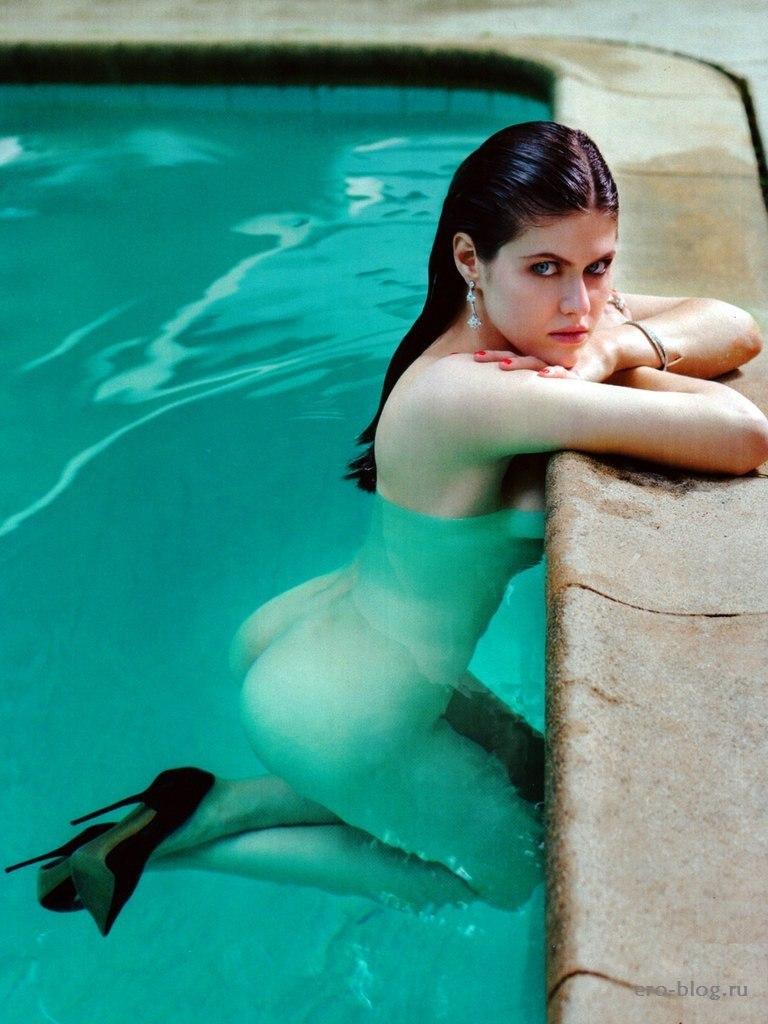 Голая Alexandra Daddario фото, Обнаженная Александра Даддарио