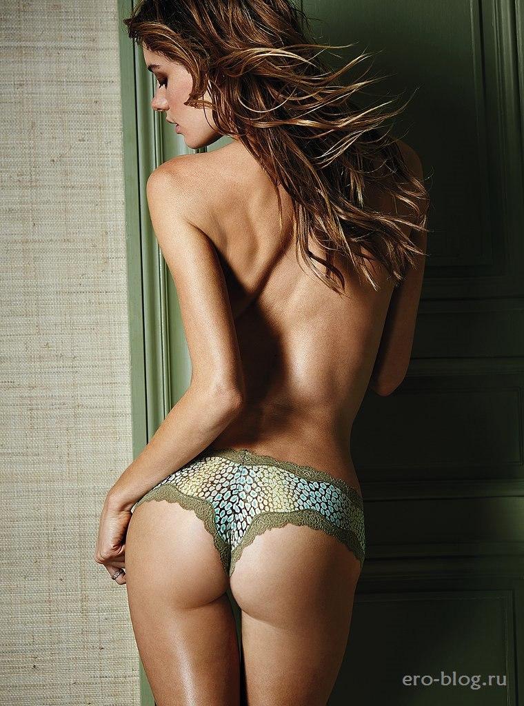 Голая обнаженная Camille Rowe | Камил Роу интимные фото звезды