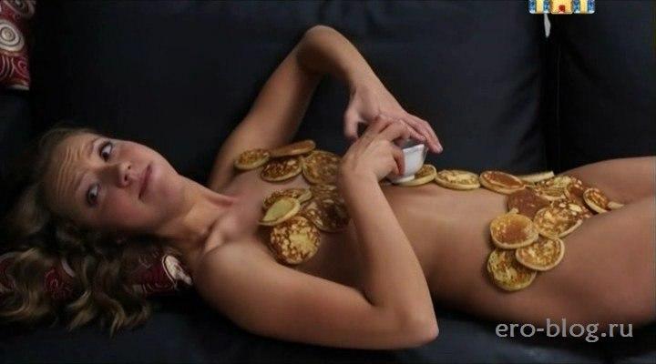 Голая обнаженная Галина Боб интимные фото звезды