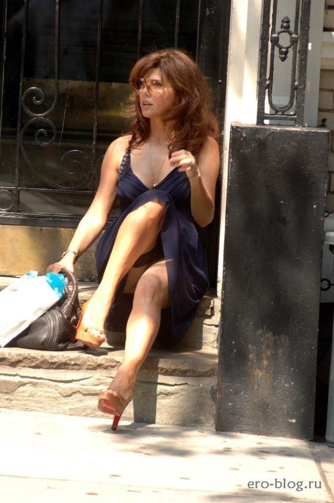 Голая обнаженная Marisa Tomei | Мариса Томей интимные фото звезды