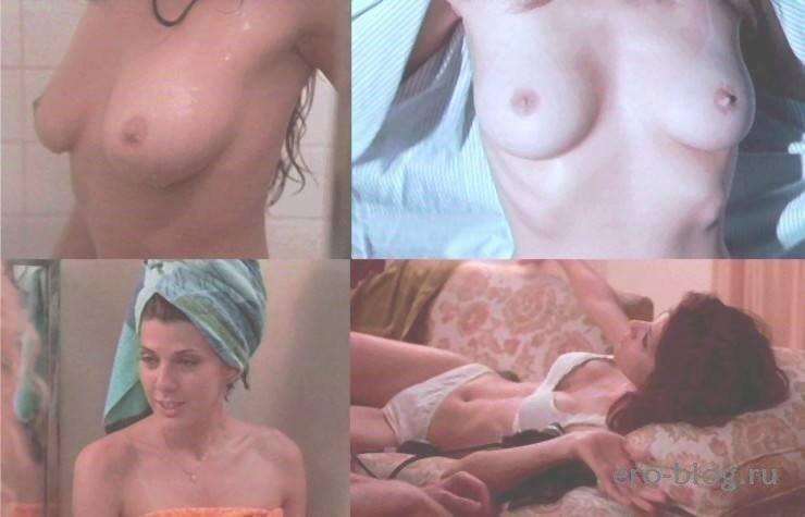 Голая обнаженная Мариса Томей интимные фото звезды