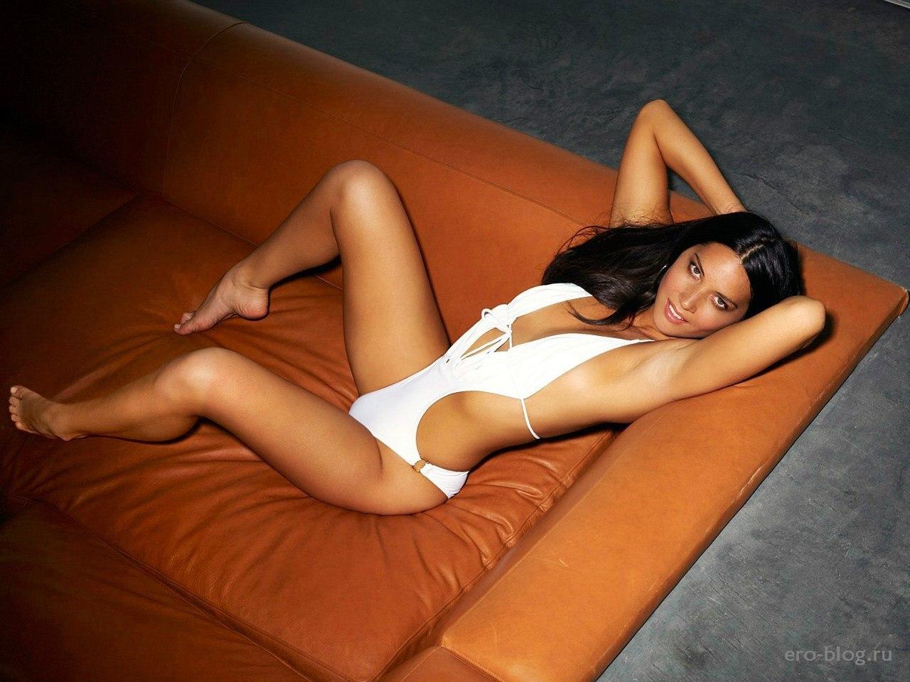 Голая обнаженная Olivia Munn | Оливия Манн интимные фото звезды